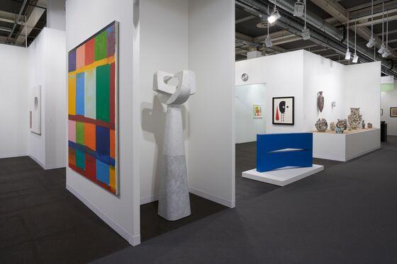 At Art Basel,No Americans Is No Problem