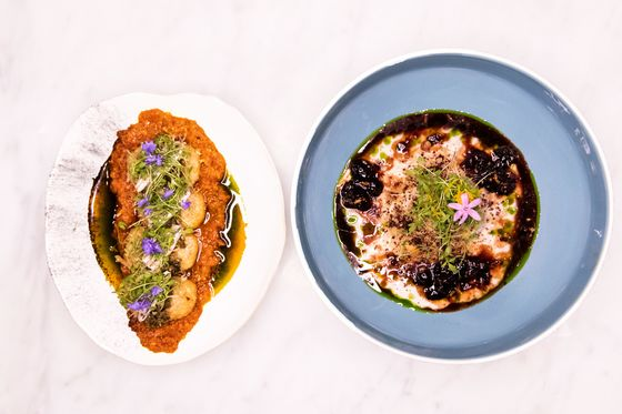 In Beirut's Economic Free Fall, Finding Hope in New Lebanese Food