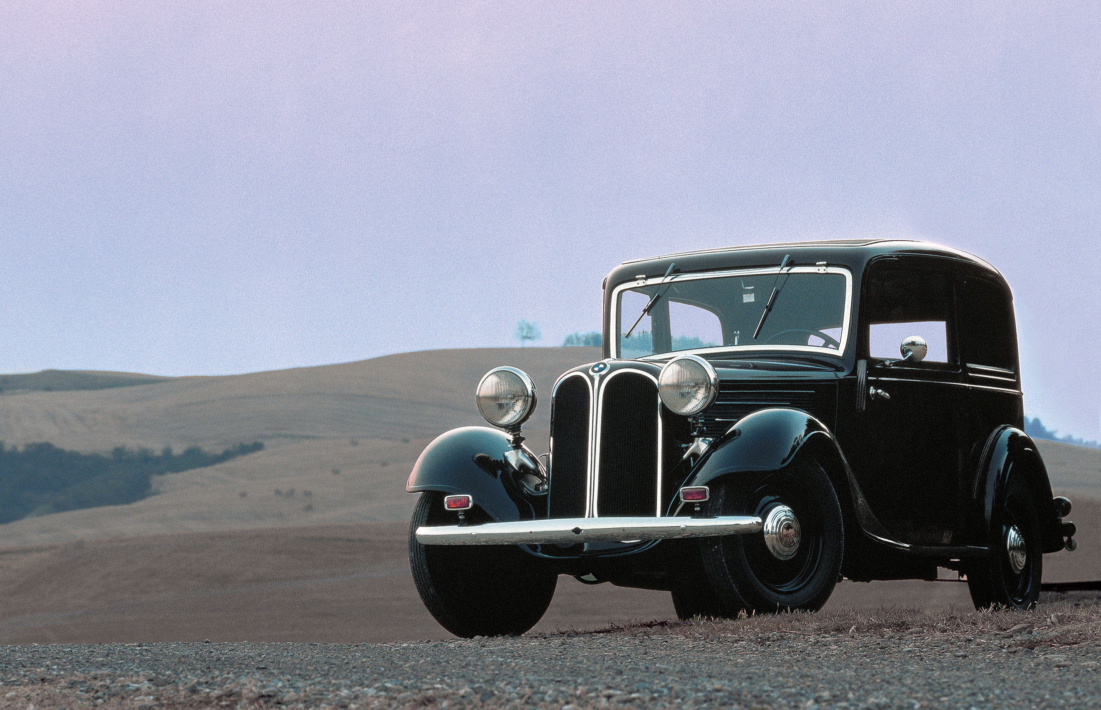 The BMW 303
