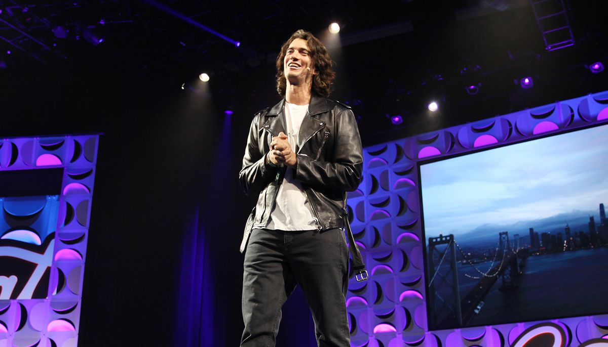 WeWork Board Members Want to Remove Adam Neumann as CEO