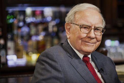 Berkshire Hathaway Inc. CEO Warren Buffett