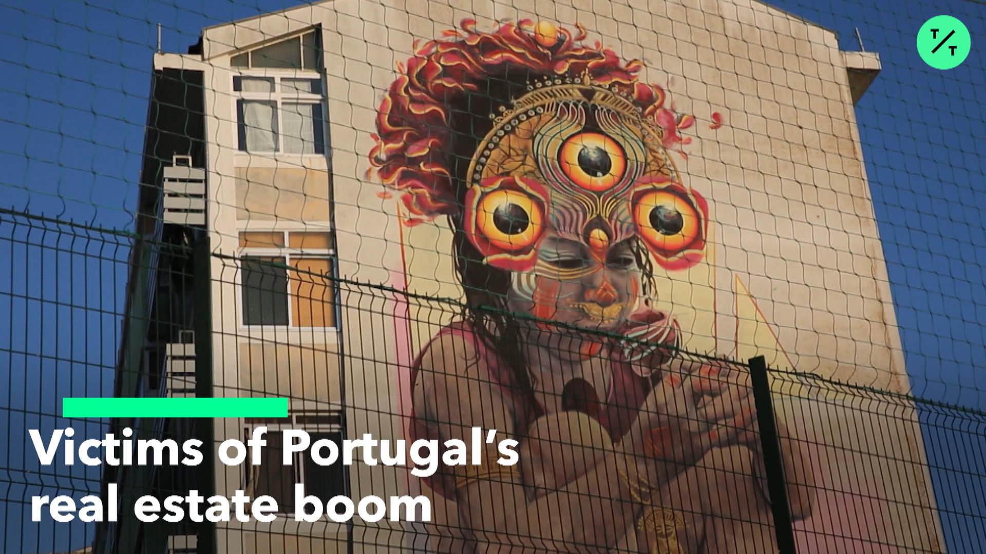 Victims Portugal's golden visa boom