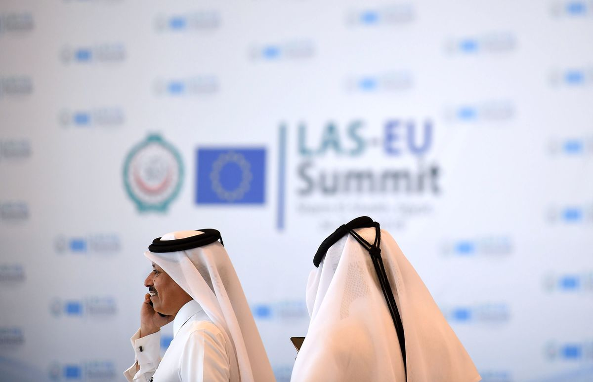 For Its Own Sake, the EU Should Do More For the Arab World