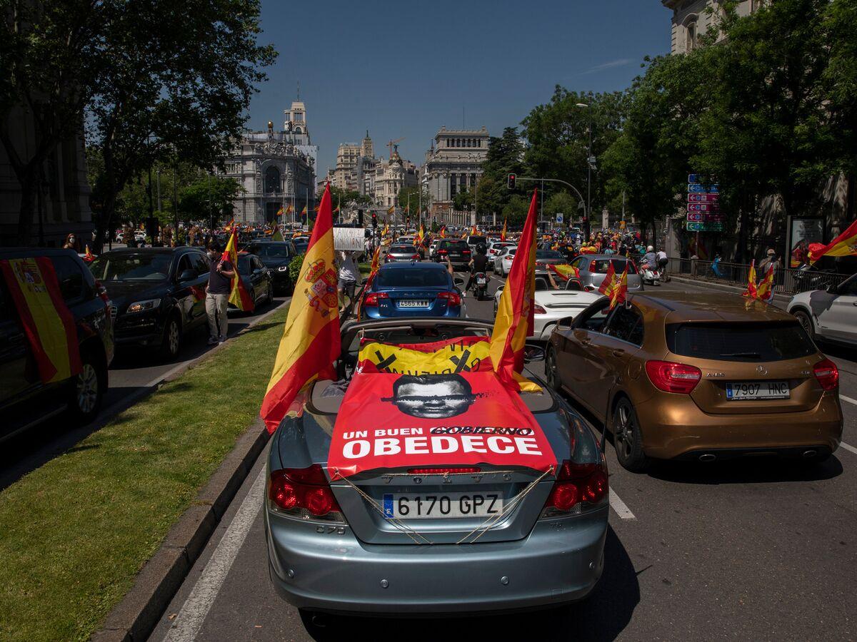 The Rage Against Pedro Sanchez Is Tearing Spain Apart
