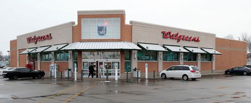 The Walgreens store located at 2290 Nicholasville Rd. in Lexington, Ky.