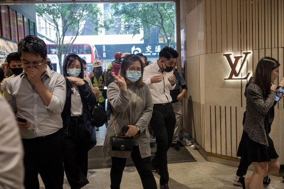 Even Hong Kong's Homegrown Bankers Are Considering Moving Away