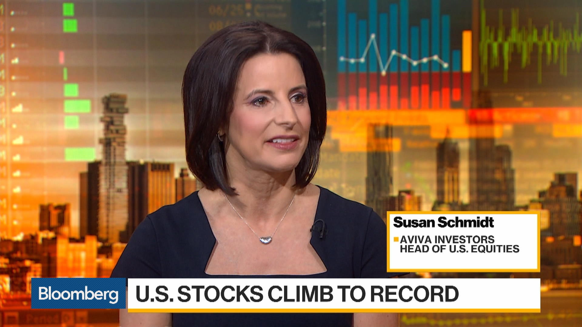 75 Basis Point Cut From Fed May Not Be What We Need, Says Aviva's Schmidt