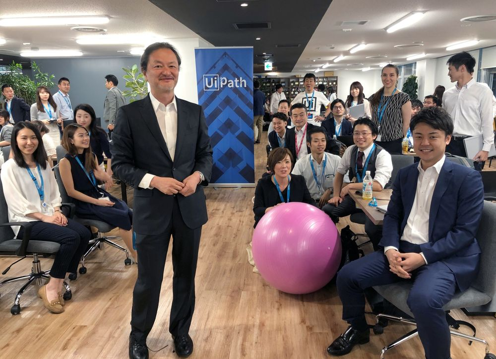 Japan Banks Turn to US Startup UiPath to Automate Jobs