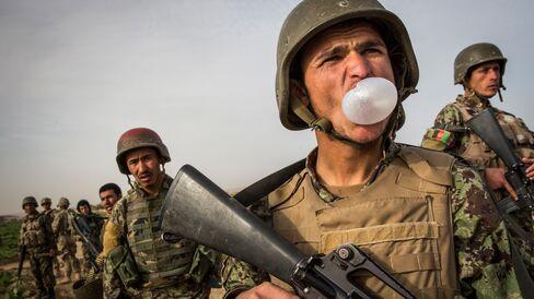 Afghan U.S. Joint Mission