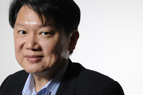 Dymon Asia Capital CEO Danny Yong