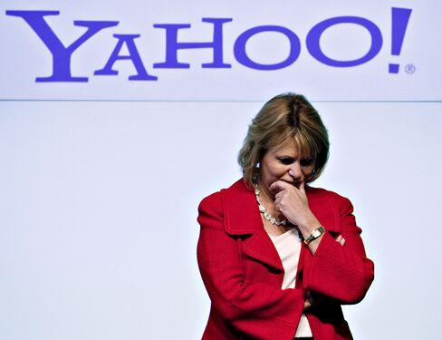 Carol Bartz Yahoo! CEO