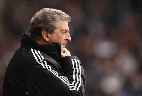 Roy Hodgson Approached by F.A. Over England Soccer Coach Job