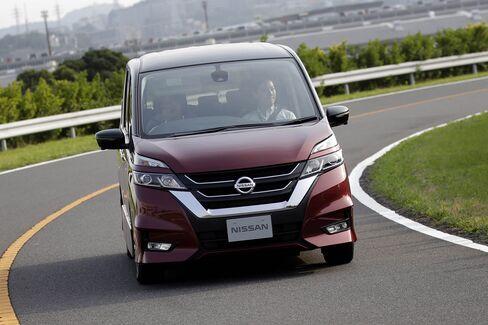 Nissan Qashqai autonomous tech previewed in new Serena