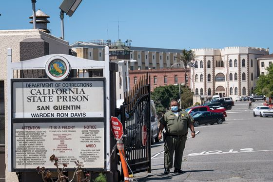 Virus Ravaging Historic Prison Spirals Into Health Crisis