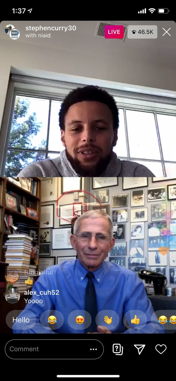 Anthony Fauci and Deborah Birx Are Diving Into Social Media to Reach Young Adults