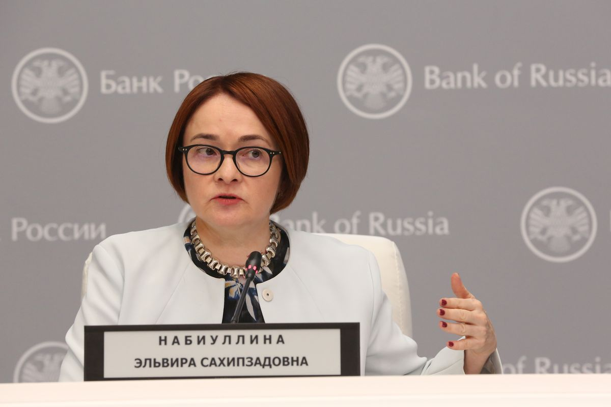Black Tuesdays, Ruble Crises: Scenes From Russia's Central Bank