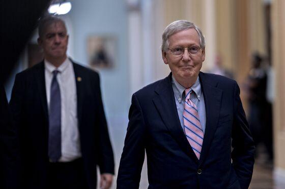 McConnell Signals Senate Open to Trump Nominee Vote in 2020
