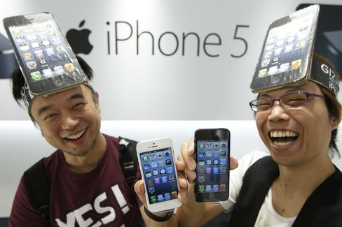 IPhone Lines From Sydney to San Francisco Show Record Debut