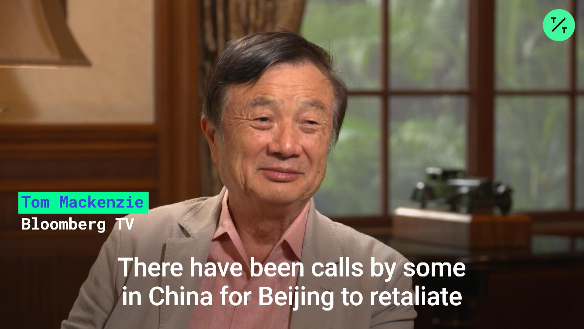 Huawei CEO on China and Apple