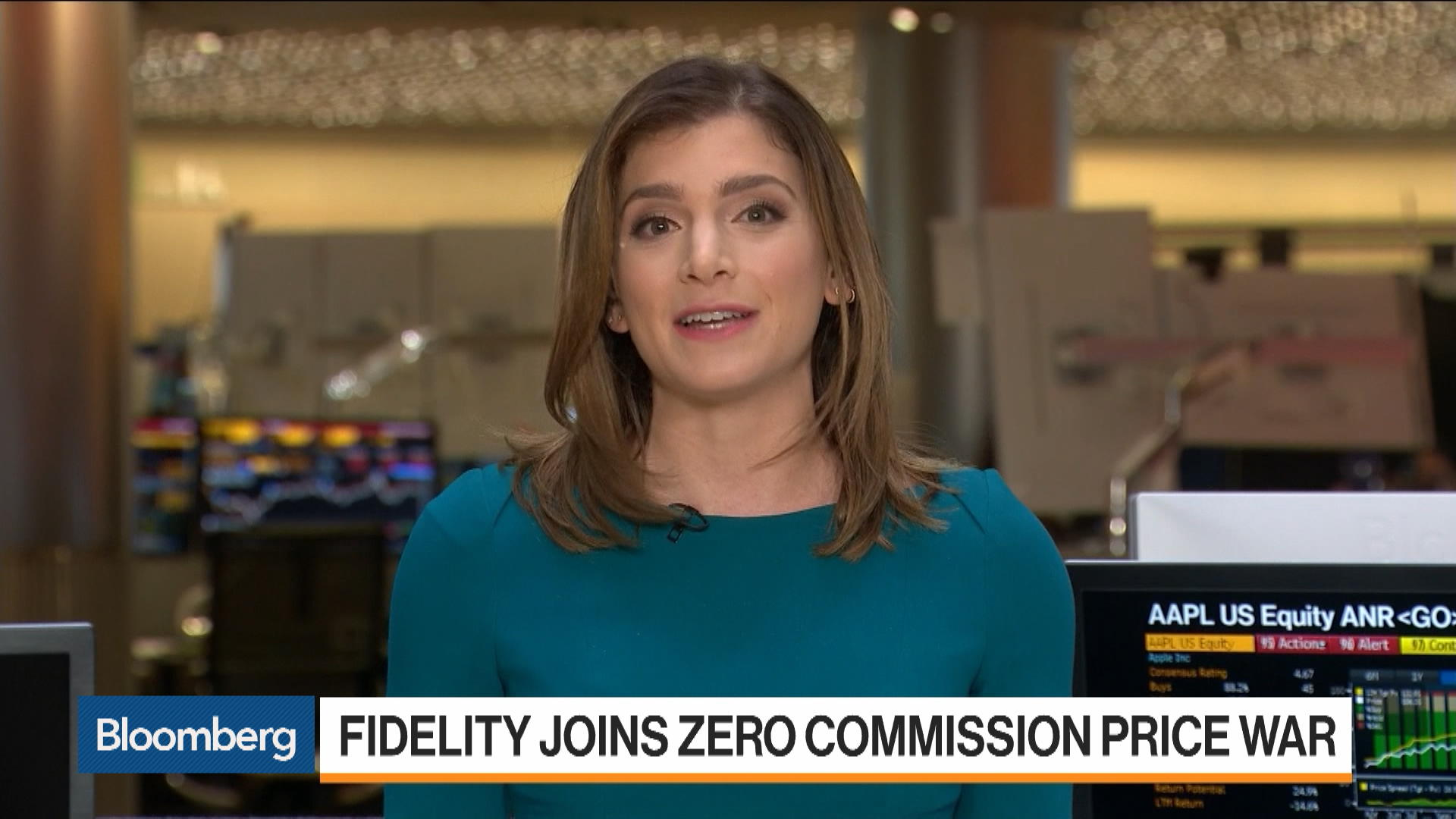 Fidelity Joins Zero Commission Price War