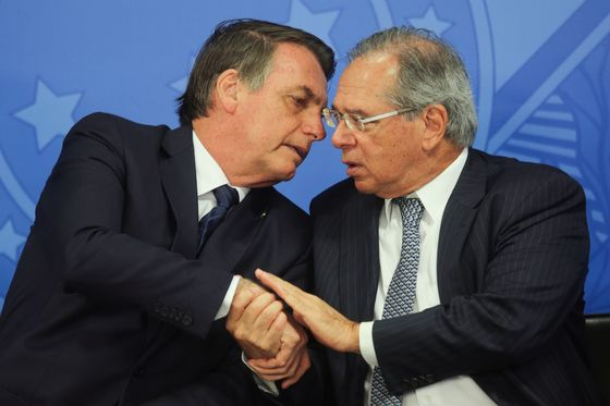 As Bolsonaro Takes the Reins, Brazil Economy Czar Fades Away
