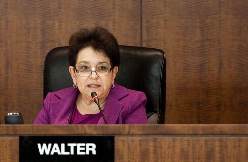 SEC Commissioner Elisse Walter