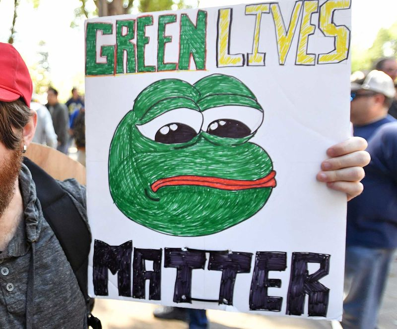 White Supremacists Use Of Pepe The Frog Fought By Its Creator