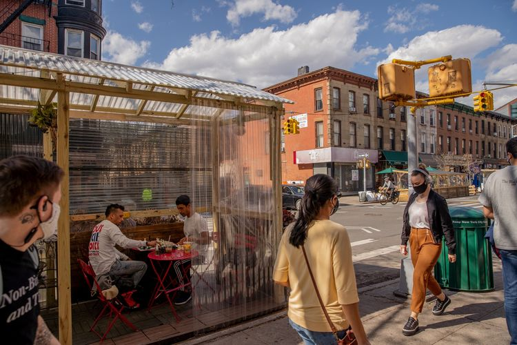 NYC Bodegas Are A Window Into The Boroughs' Uneven Recovery