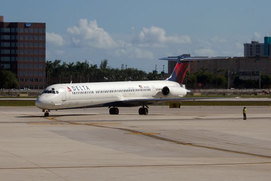 'Mad Dog' Goes Silent With Delta's Retirement of Workhorse Jet