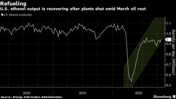 Ethanol Looks Beyond Trump-Biden Bluster to Biofuel Reset