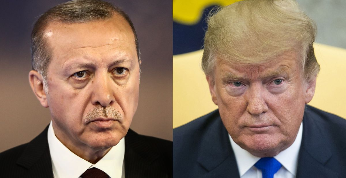 Erdogan Says He Won't Forget Trump's 'Devil' Letter