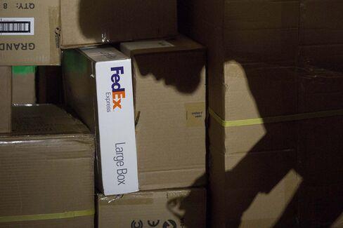 FedEx Corp. Ground Hub