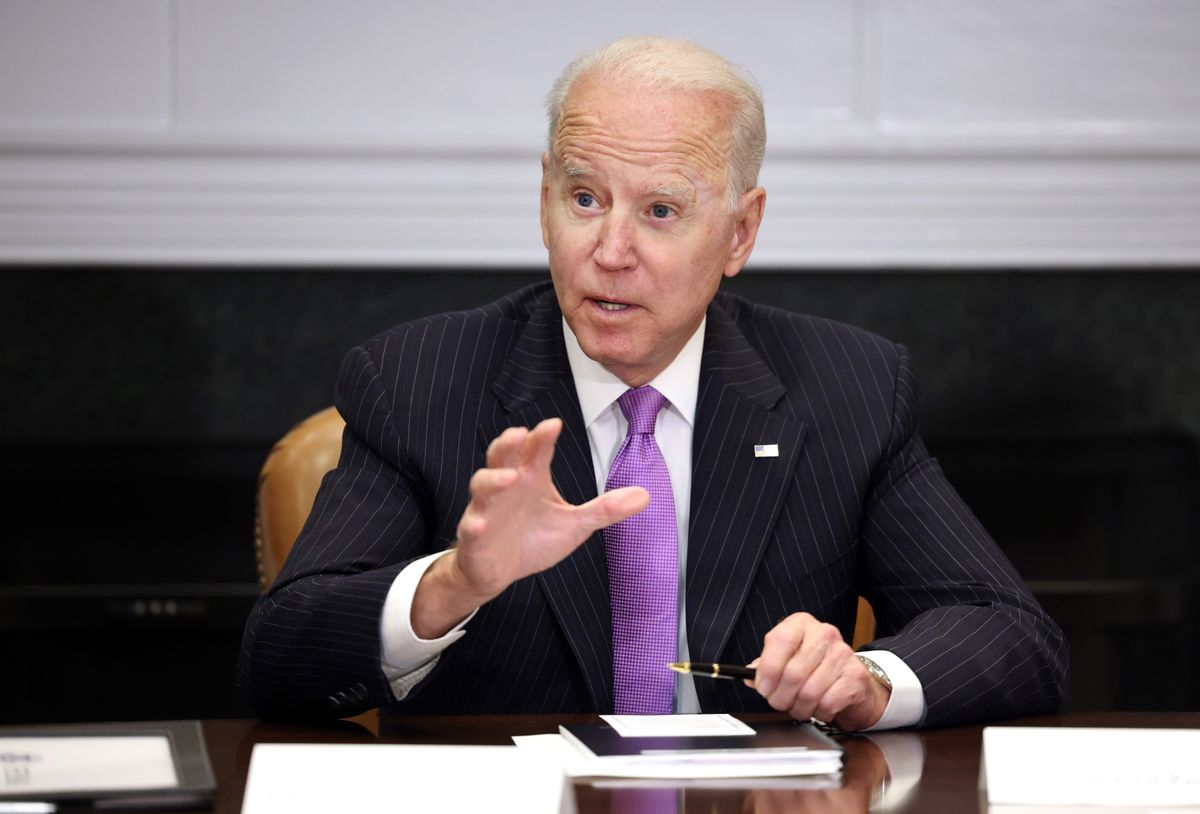 Biden Is Rushing America's Return to Normalcy