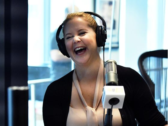 Amy Schumer Takes Her Raunchy Humor to Spotify in Podcast Deal