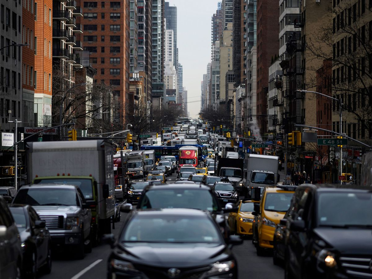 New York Budget Set to Charge NYC Congestion Fee, Tax Mansions