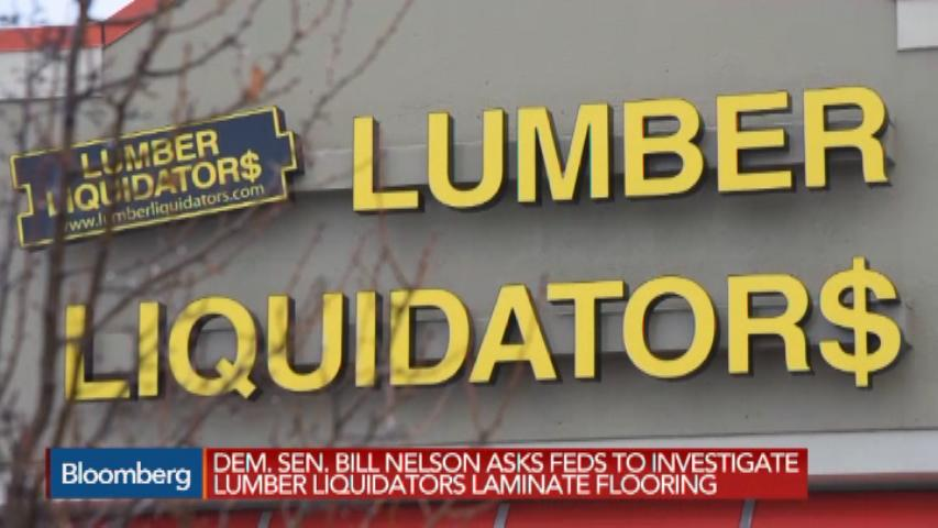 How a 25-Year-Old Sparked Lumber Liquidators' Stock Plunge