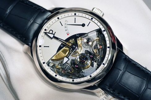 Greubel Forsey's Double Balancier is the latest incarnation of an experiment going back to 2011.