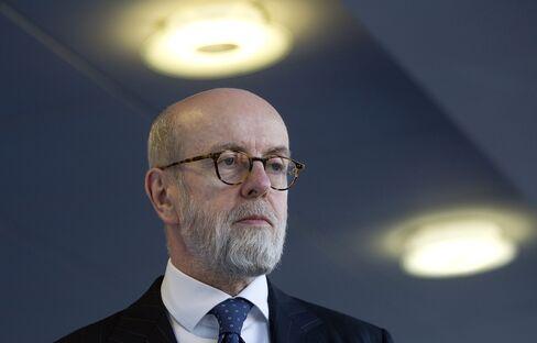 Intesa Sanpaolo CEO Enrico Tommaso Cucchiani