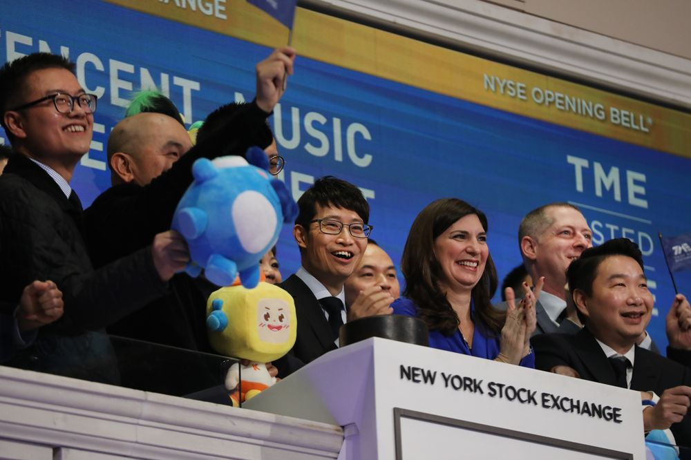 The Music's Stopping for Chinese IPOs Overseas