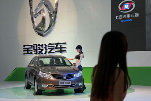 China Car Sales Seen Having Worst Start Since 2005