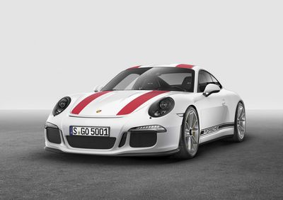 the ultra rare super high tuned porsche 911 r