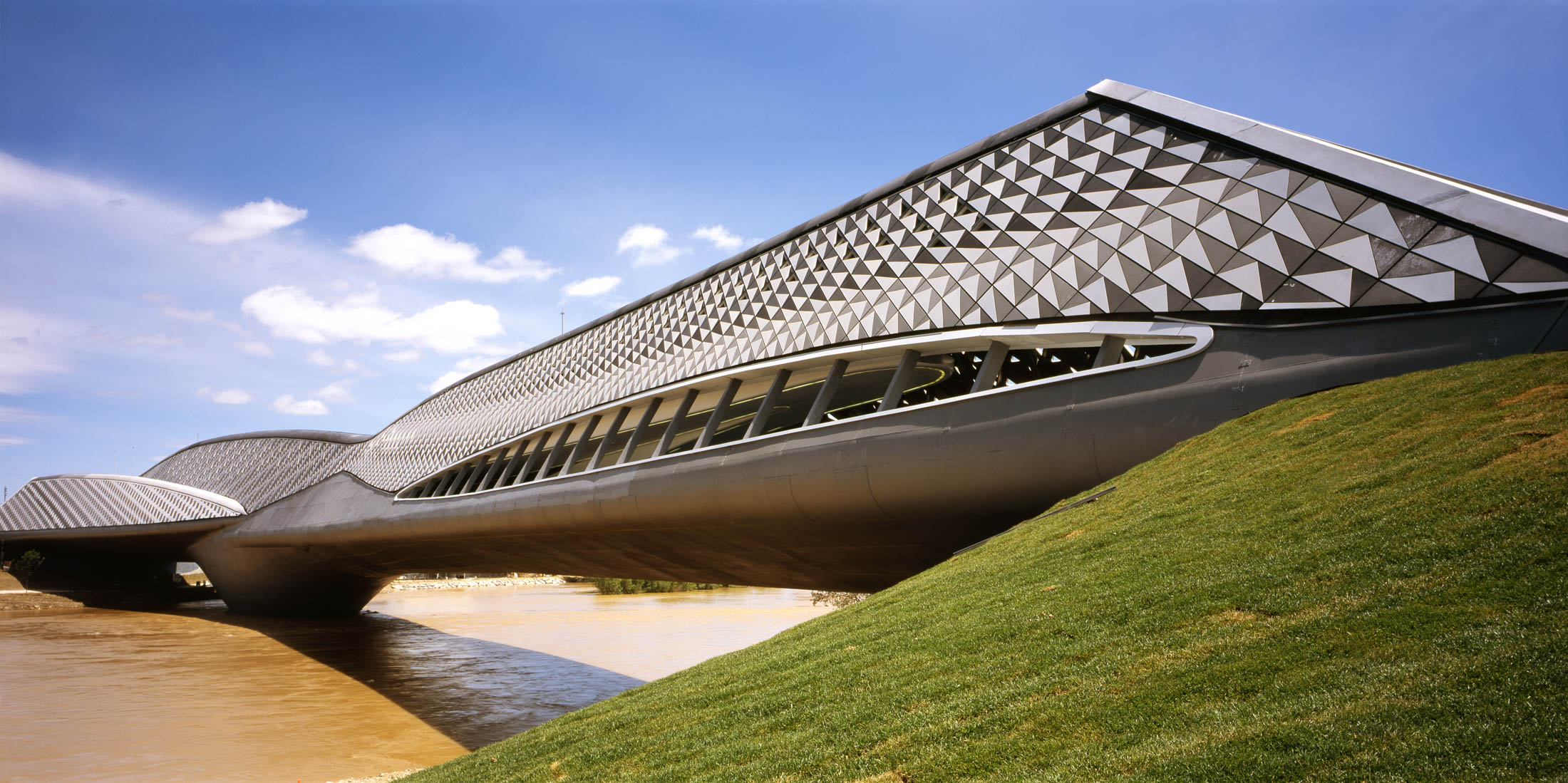 Zaha Hadid's Best Buildings; Architect Dead at 65 - Bloomberg