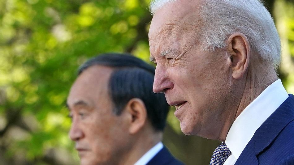 Biden Calls Mass Shootings a 'National Embarrassment'