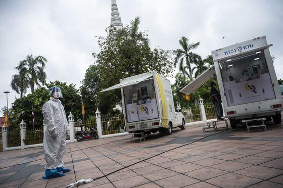 Thailand's Lockdown-Like Virus Curbs Dent Economic Recovery