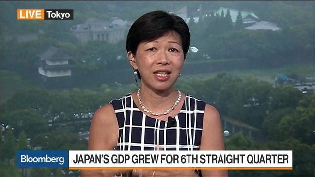 Japan expected to announce second quarter GDP growth