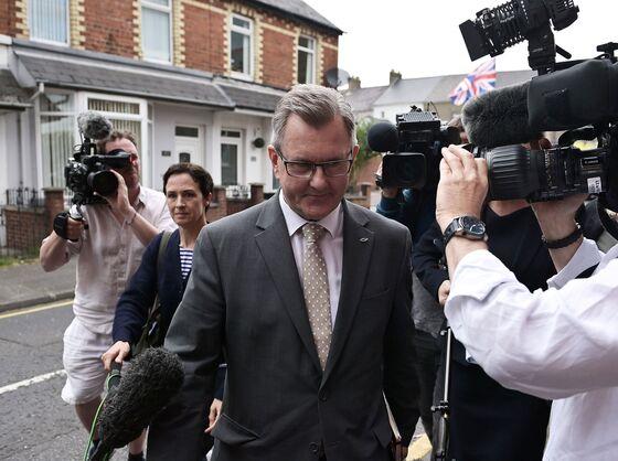 Northern Ireland's DUP Names Jeffrey Donaldson as Next Leader