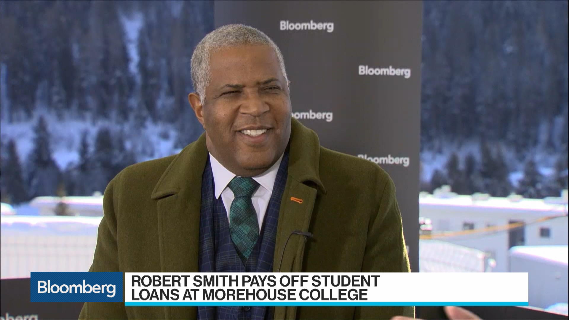 Billionaire Robert Smith, Vista Equity Partners CEO, on Workforce Challenges, ESG Investing