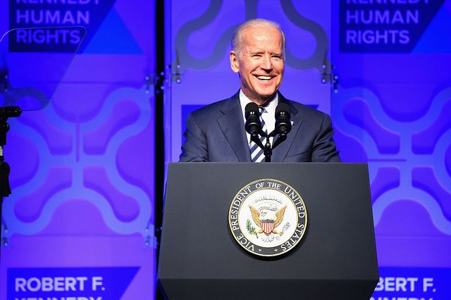 Biden not planning on 2020 bid, but will 'never say never'