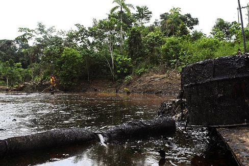 'Down the Rabbit Hole' in the Chevron Pollution Case