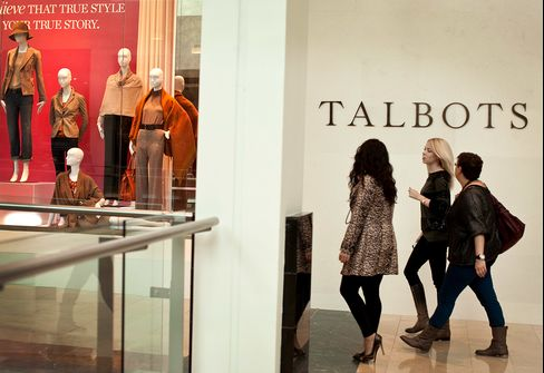 Talbots Today on Takeover Tomorrow Seen Returning 61%
